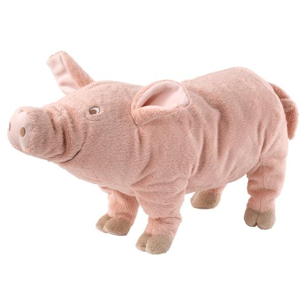 科诺利 毛绒玩具 猪/粉红色