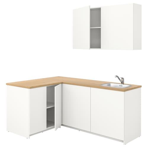 诺克胡 厨房 白色 182.0 厘米 143.0 厘米 220.0 厘米