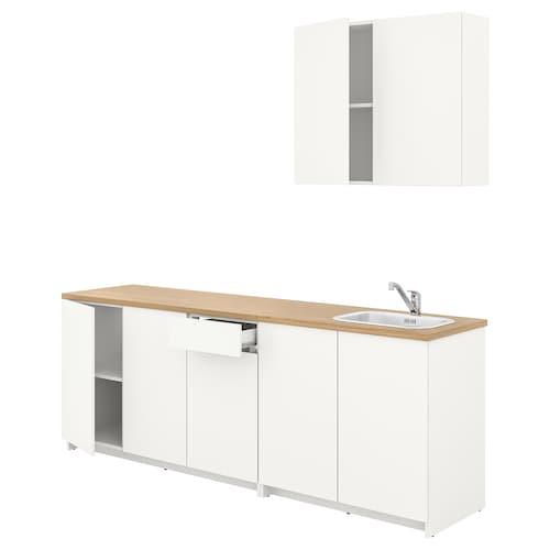 诺克胡 厨房 白色 200.0 厘米 54.2 厘米 21.2 厘米 61.0 厘米 25 公斤