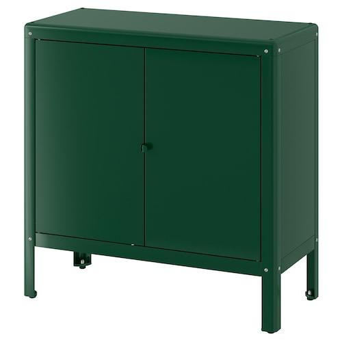 科比约恩 柜子 室内/户外 绿色 80 厘米 35 厘米 81 厘米