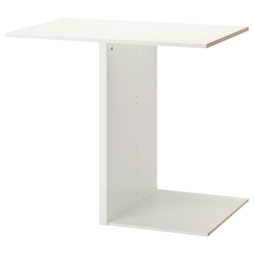 康普蒙 框架专用分隔件 白色 96.1 厘米 100 厘米 57.3 厘米 81.5 厘米 58 厘米