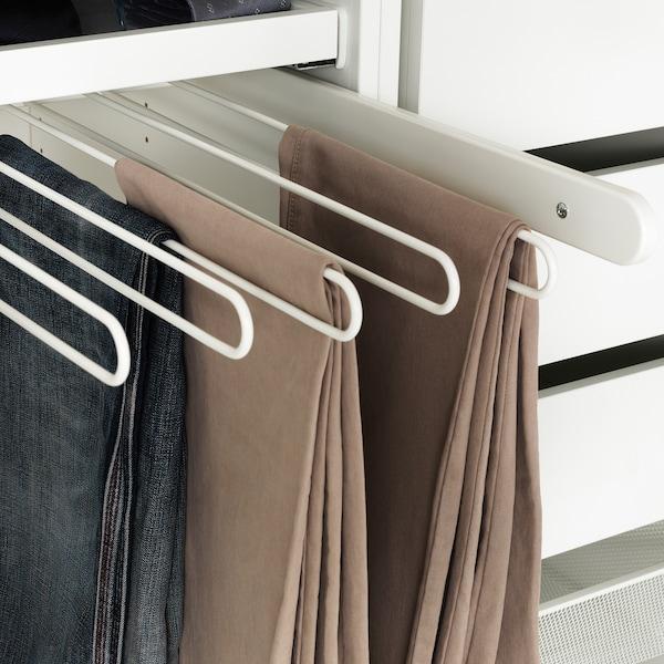 康普蒙 拉出式裤挂 白色 71.1 厘米 75 厘米 56.9 厘米 4.5 厘米 58 厘米 16 公斤