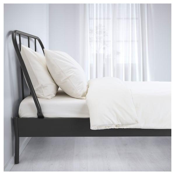 科帕达 床架 灰色 211 厘米 102 厘米 94 厘米 200 厘米 90 厘米