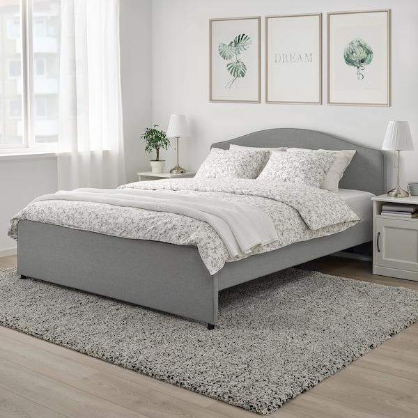 柯帕兰卡 被套和2个枕套 白色/深灰色 152 Inch² 2 件 230 厘米 200 厘米 50 厘米 80 厘米