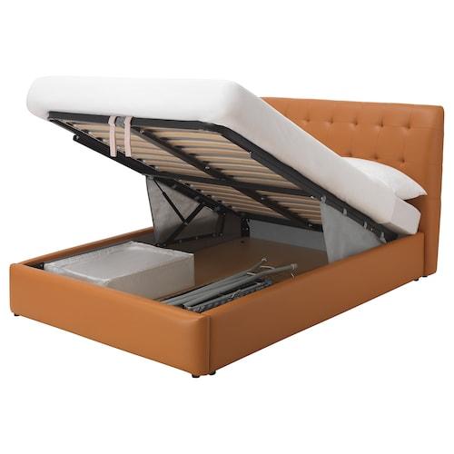 IKEA 库佳顿 高箱气压床