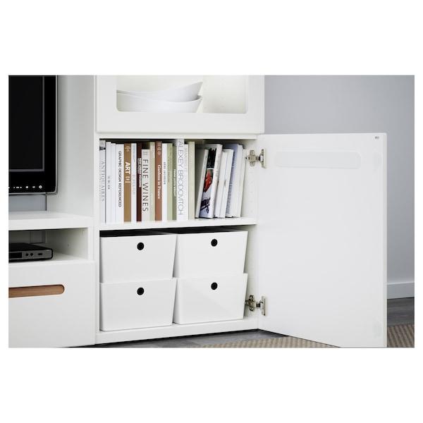 库吉斯 附盖储物盒 白色 26 厘米 35 厘米 15 厘米