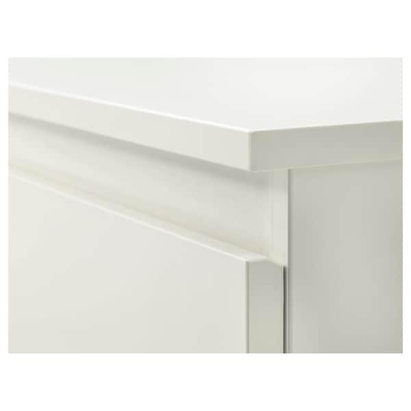 库伦 两斗抽屉柜 白色 35 厘米 40 厘米 49 厘米 34 厘米