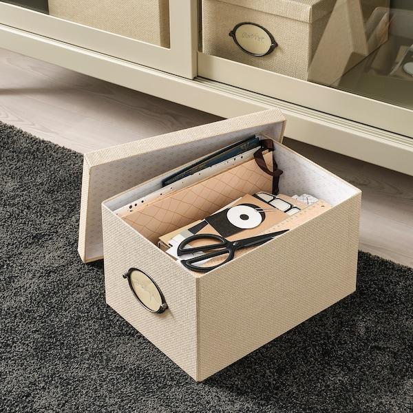 IKEA 卡恩维克 附盖储物盒