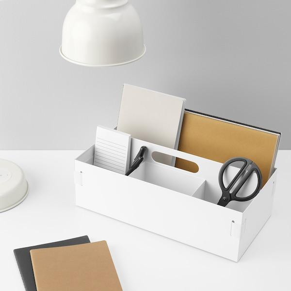 KVISSLE 克维索 办公桌收纳件, 18x36x14 厘米