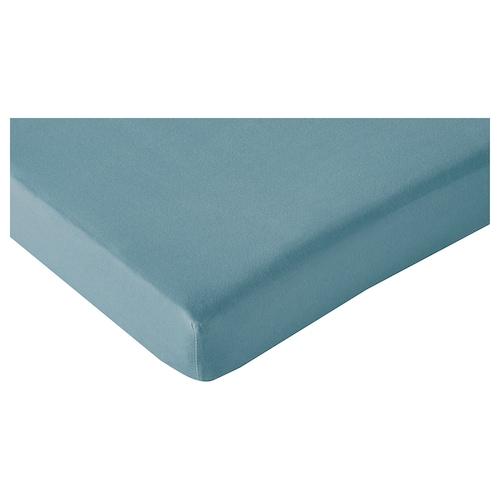 莱恩 延伸床床垫套,两件, 天蓝色