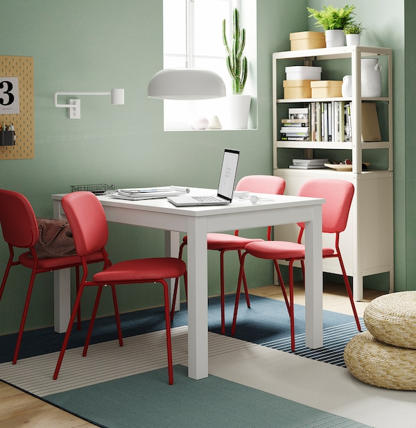 IKEA 兰恩贝里 伸缩型餐桌