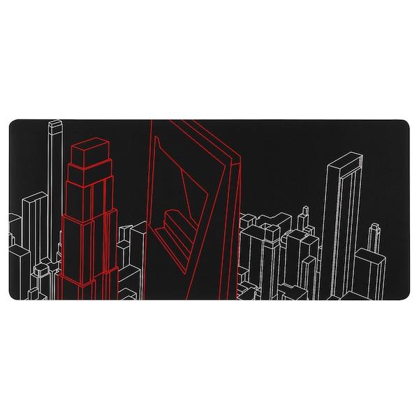 LÅNESPELARE 洛内斯佩 鼠标垫, 图案, 90x40 厘米