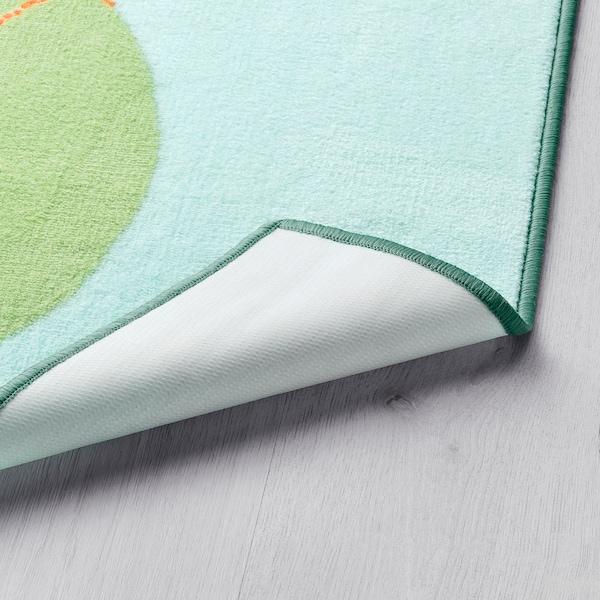 拉特奥 短绒地毯 多色 160 厘米 120 厘米 1.92 平方米
