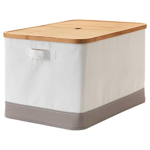 雷布拉 附盖储物盒, 35x50x30 厘米