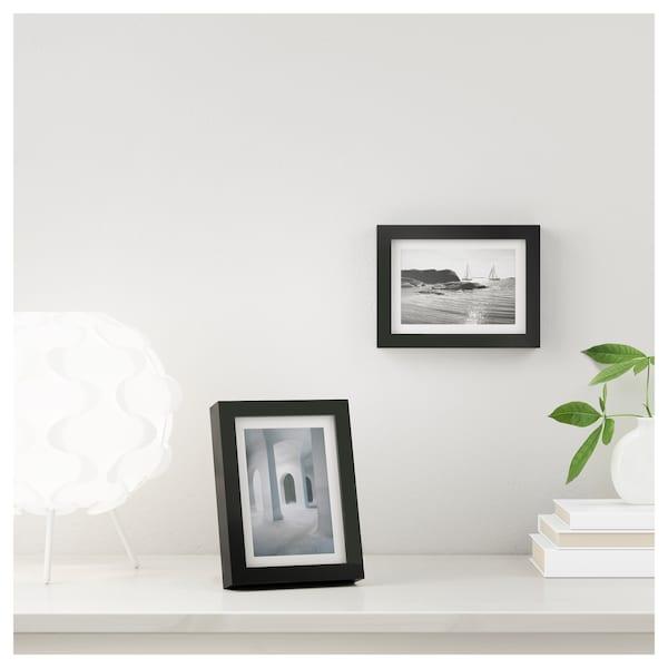 丽巴 画框, 黑色, 21x30 厘米