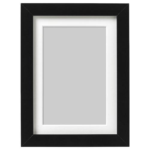 丽巴 画框, 黑色, 13x18 厘米