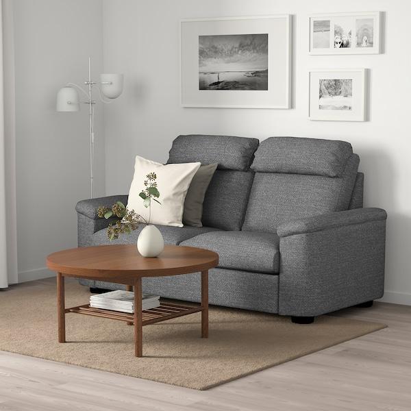 利胡特 双人沙发, 雷德 灰色/黑色