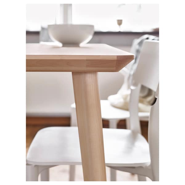利萨伯 桌子, 白蜡木贴面, 140x78 厘米