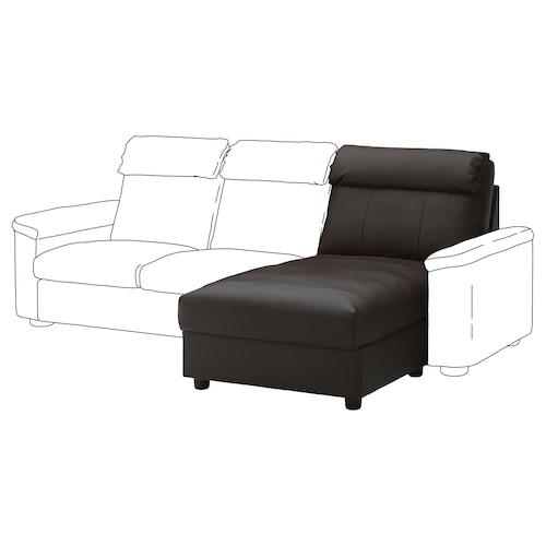 利胡特 躺椅组件 哥兰/邦斯塔 深褐色 95 厘米 74 厘米 90 厘米 164 厘米 7 厘米 90 厘米 128 厘米 42 厘米