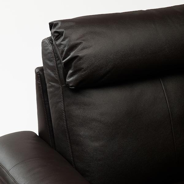 LIDHULT 利胡特 双人沙发, 哥兰/邦斯塔 深褐色