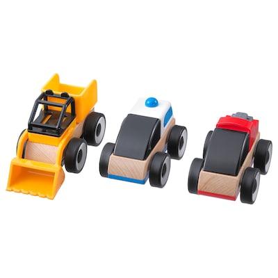 LILLABO 利乐宝 玩具车, 多色