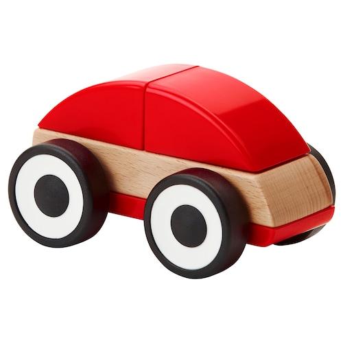 利乐宝 玩具车 红色 11 厘米 7 厘米 7 厘米