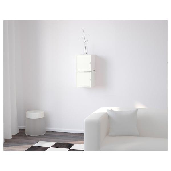 利克胡 储物组合 白色/白色 25 厘米 25 厘米 50 厘米