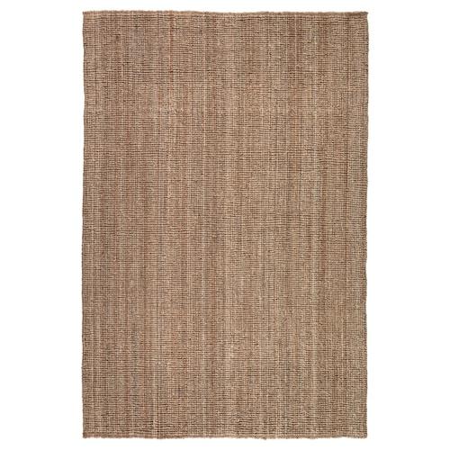 鲁哈斯 平织地毯 自然色 230 厘米 160 厘米 13 毫米 3.68 平方米 3200 克/平方米