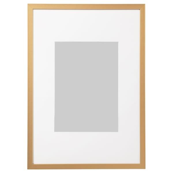隆维肯 画框 金黄色 21 厘米 30 厘米 13 厘米 18 厘米 12 厘米 17 厘米 21.5 厘米 30.5 厘米