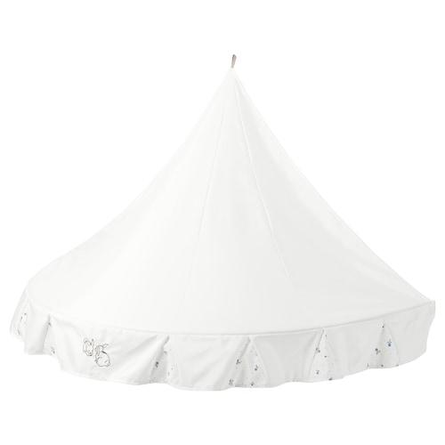 吕哈克 床篷, 兔形图案