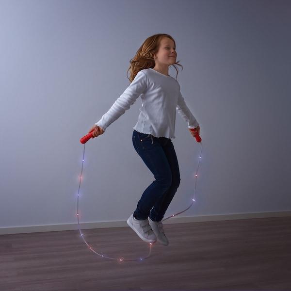 卢斯蒂格 带LED跳绳