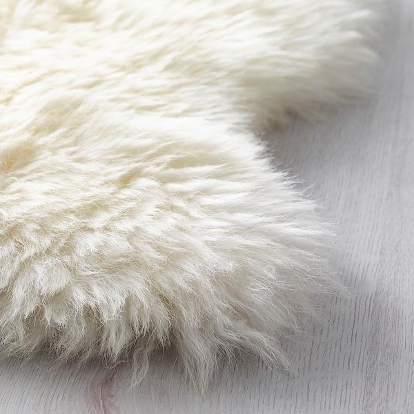 路德 羊皮 白色 85 厘米 55 厘米 0.36 平方米