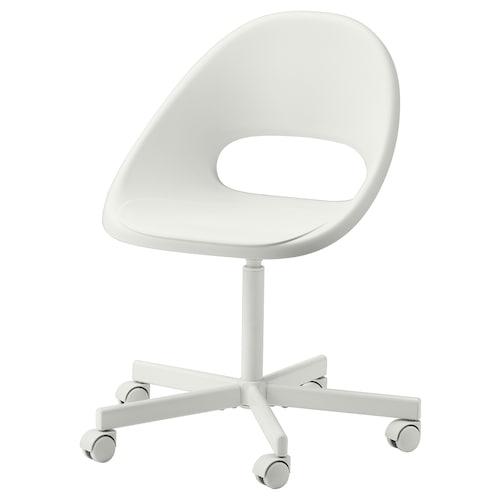 洛贝里特 / 布吕歇尔 转椅, 白色