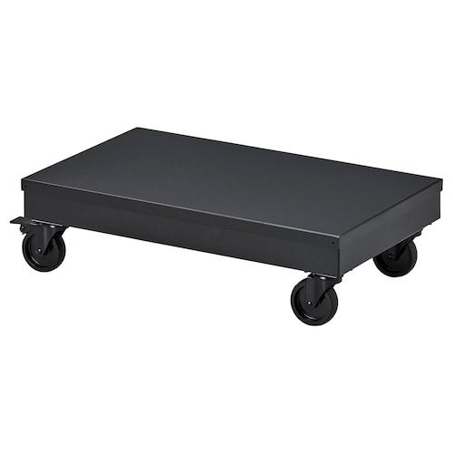 罗瓦露 手推车, 黑色, 57x34 厘米