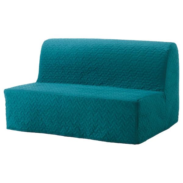 利克赛 哈维特 双人沙发床 维拉伦 天蓝色 142 厘米 100 厘米 87 厘米 60 厘米 39 厘米 140 厘米 188 厘米 188 厘米 140 厘米 10 厘米