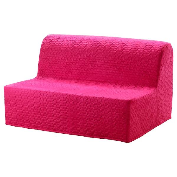 利克赛 洛瓦斯 双人沙发床 维拉伦 桃红色 142 厘米 100 厘米 87 厘米 60 厘米 39 厘米 140 厘米 188 厘米 188 厘米 140 厘米 10 厘米