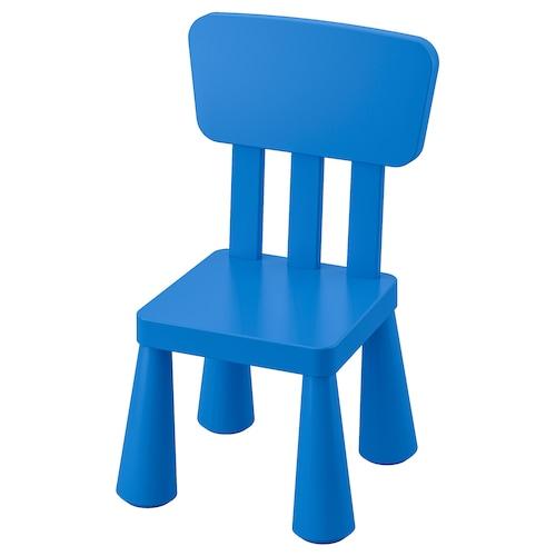 玛莫特 儿童椅, 室内/户外/蓝色