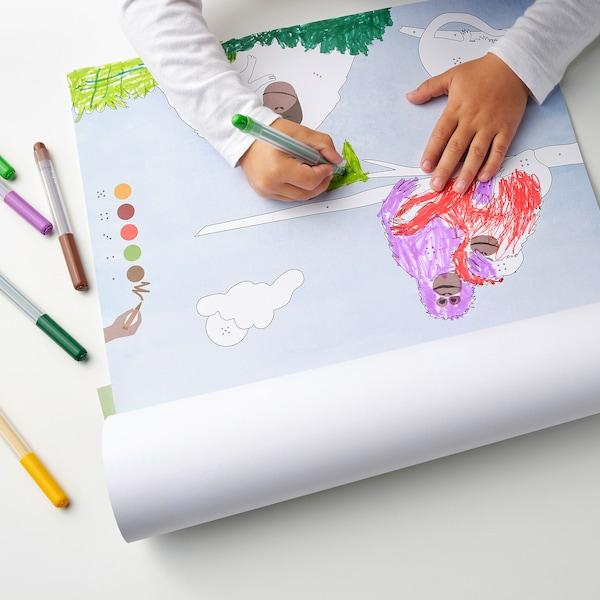 莫拉 游戏书 红猩猩 24 页 40 厘米 30 厘米