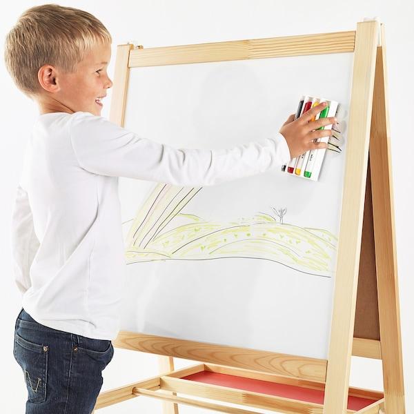 莫拉 白板笔 多色 4 件