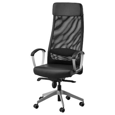MARKUS 马库斯 办公椅, 格洛斯 黑色