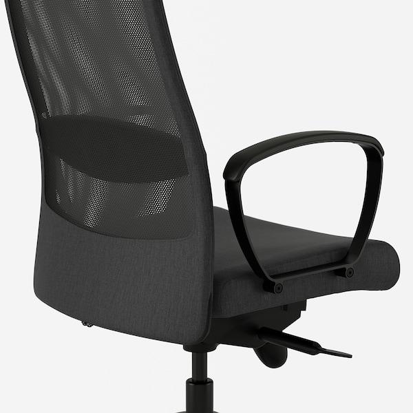 MARKUS 马库斯 办公椅, 威索尔 深灰色