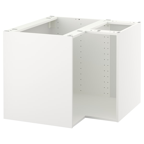 米多 转角底柜框架 白色 86.5 厘米 87.5 厘米 87.5 厘米 60.0 厘米 88 厘米 87.5 厘米 70 厘米 88 厘米
