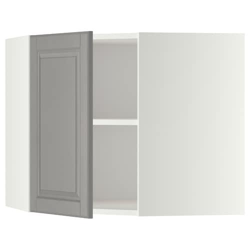 IKEA 米多 转角壁柜带搁板