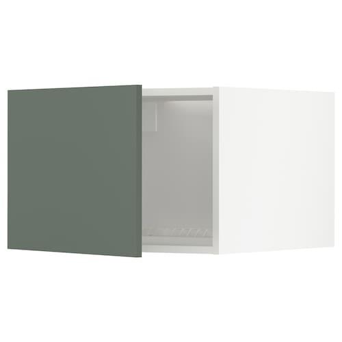 米多 冰箱/冰柜顶柜 白色/博达尔普 灰绿色 60.0 厘米 60 厘米 61.6 厘米 40.0 厘米