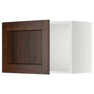 前挡板: 爱哲伦 木纹 褐色.