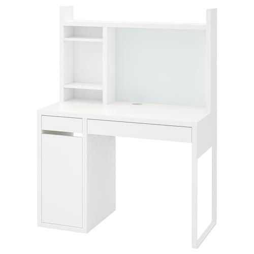 米克 书桌 白色 105 厘米 50 厘米 140 厘米