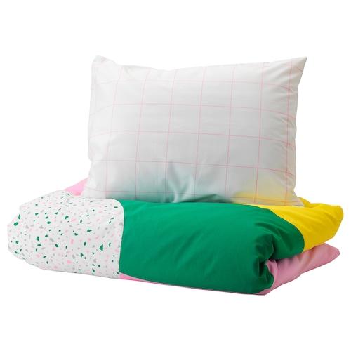 IKEA 莫伊里黑特 被套和枕套