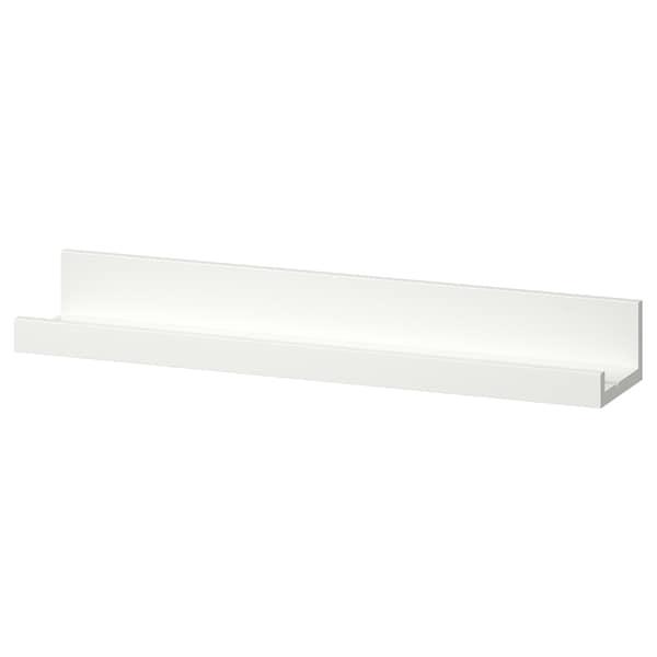 莫兰达 壁式图片架 白色 55 厘米 12 厘米 5.00 公斤