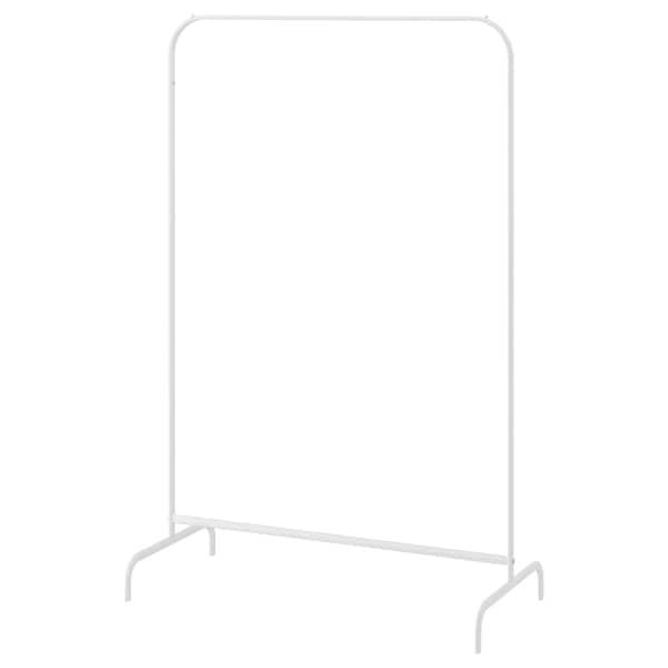 穆利格 晒衣架 白色 99 厘米 46 厘米 151 厘米 20 公斤