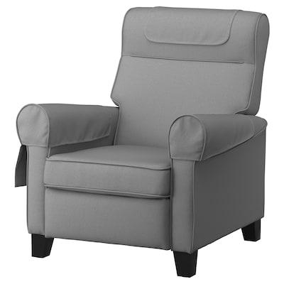 MUREN 穆伦 躺椅, 雷马尔恩 淡灰色